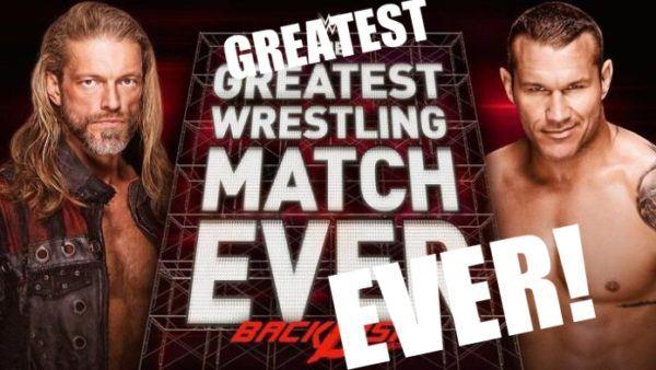 greatest wrestling match