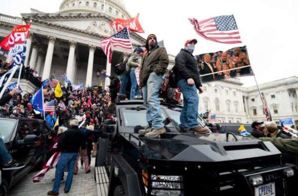 mob trump