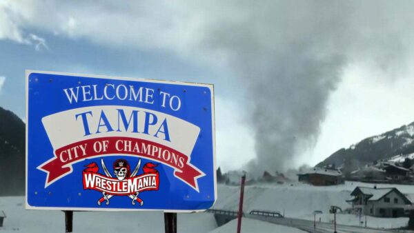 wrestlemania weather