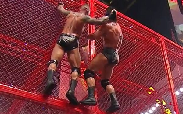 Hell in a cell escape