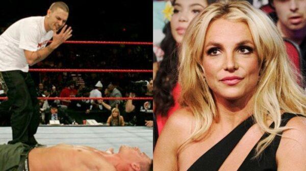 Britney wwe